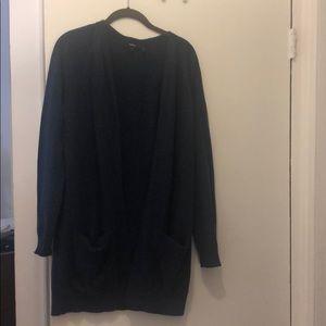 Theory cashmere cardigan size Medium.